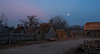 Dusk at Plimoth, 1620 :